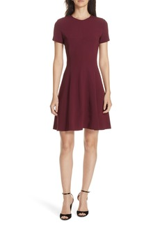 Theory Modern Seamed Dress