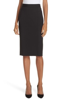 Theory Modern Stretch Pencil Skirt