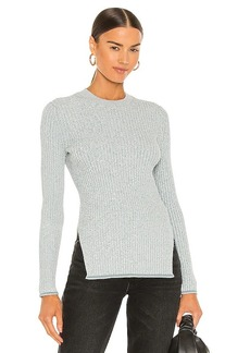 Theory Mouline Rib Sweater