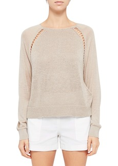 Theory Multi Inset Sweater