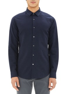 Theory Murrary Ice Trim Fit Sport Shirt