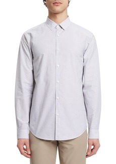 Theory Murrary Tick Sport Shirt