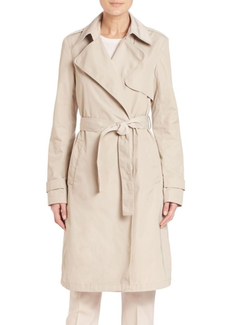 Theory Oaklane Trenchcoat
