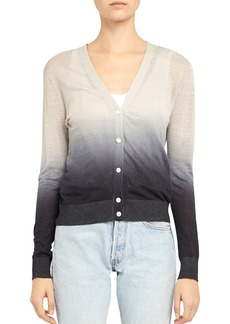 Theory Ombr� Cardigan