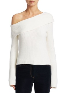 Theory One-Shoulder Top