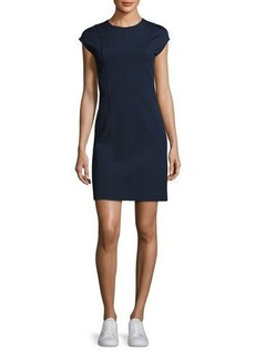 Theory Onine Oxford Knit Day Dress