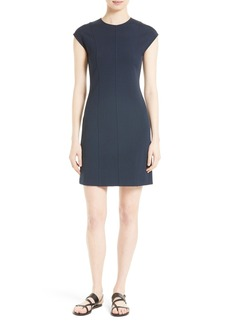 Theory Onine Oxford Knit Sheath Dress
