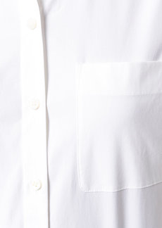 Theory patch pocket shirt - White