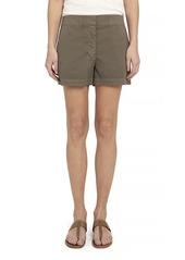 Theory Patton Mini Shorts