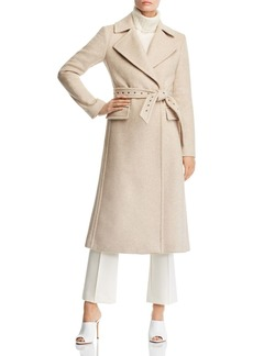 Theory Perfect Belted Coat