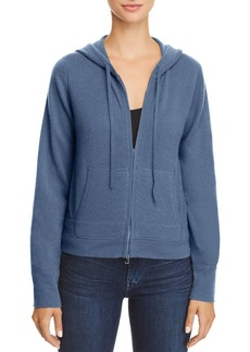 Theory Perfect Cashmere Zip Hoodie - 100% Exclusive