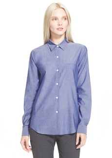 Theory 'Perfect' Cotton Shirt