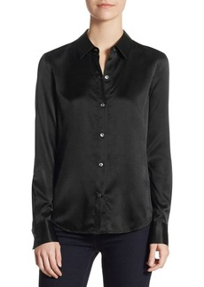 Theory Perfect Fitted Blouse