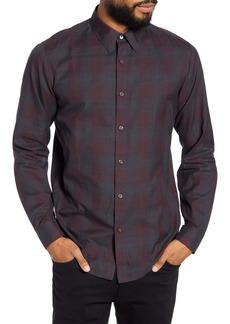 Theory Phoenix Slim Fit Button-Up Shirt