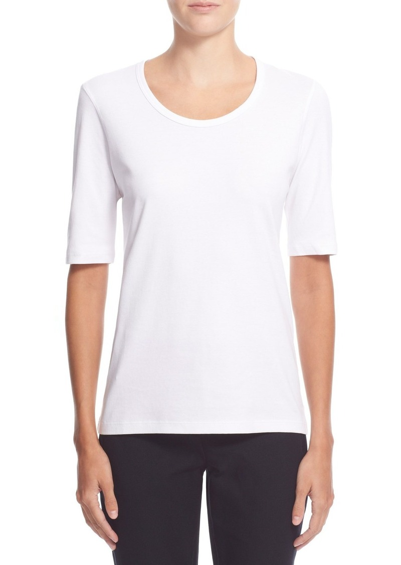 Theory Pima Cotton Top