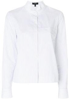 Theory pinstripe shirt - White