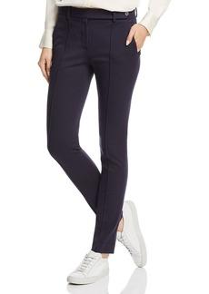 Theory Pintuck Slim Pants