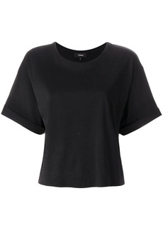 Theory plain T-shirt - Black