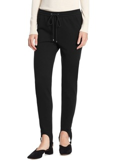 Pull-On Stirrup Pants