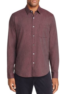 Theory Rammy Lightweight Flannel Regular Fit Shirt - 100% Exclusive