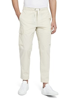 Theory Regular Fit Drawstring Cargo Pants