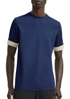 Theory Replay Jersey Ace Tee