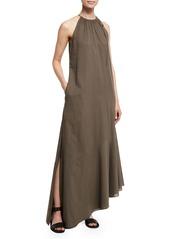 Theory Ressie Cotton Lawn Maxi Dress