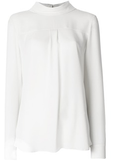 Theory reversed blouse - White