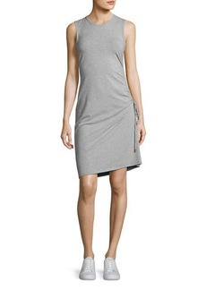 Theory Rimaeya DR Side-Tie Dress