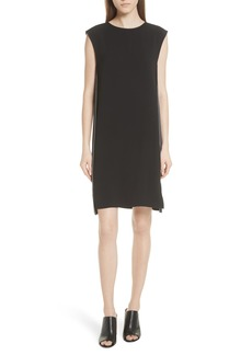 Theory Rosina B. Crepe Shift Dress