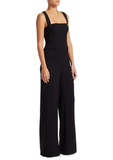 Theory Rosina Bustier Jumpsuit