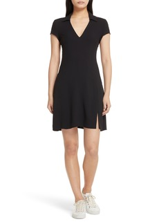 Theory Rosina Easy Day Crepe Dress