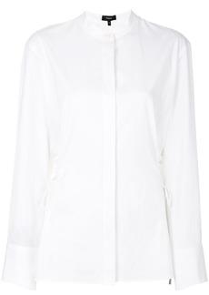 Theory round-neck shirt - White