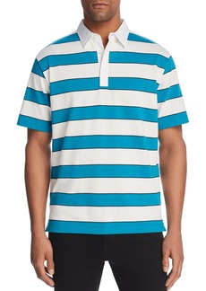 Theory Rugby Stripe Polo Shirt