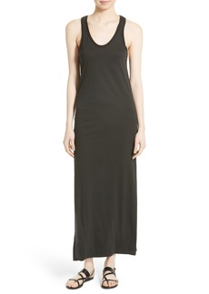 Theory Sameetha Plume Jersey Maxi Dress