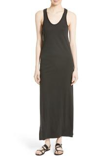 Theory Sameetha Plume Jersey Maxi Dress
