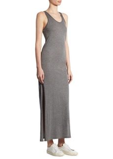 Theory Sameetha Racerback Maxi Dress