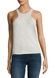 Theory Samek B Cotton Tank Top