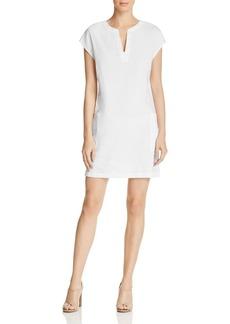 Theory Saturnina Cap-Sleeve Dress
