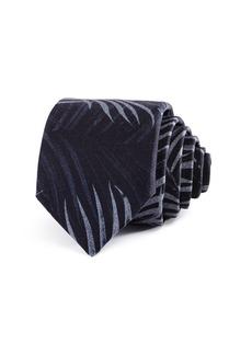 Theory Saygo Palm Skinny Tie
