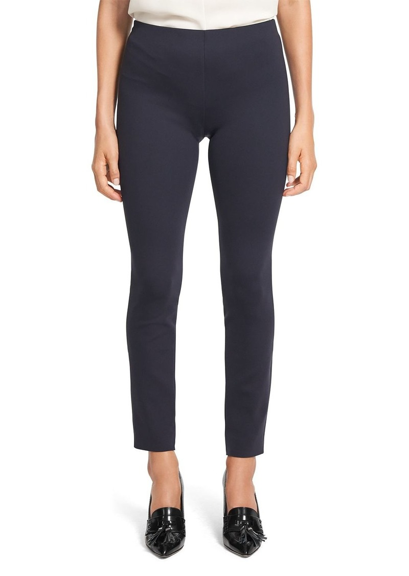 Theory Scuba High-Rise Leggings
