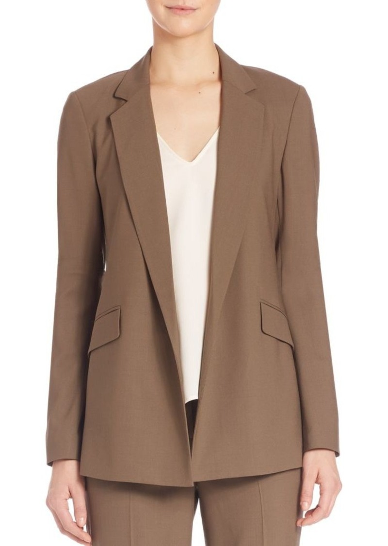 Theory Sedeia Contour Long Jacket