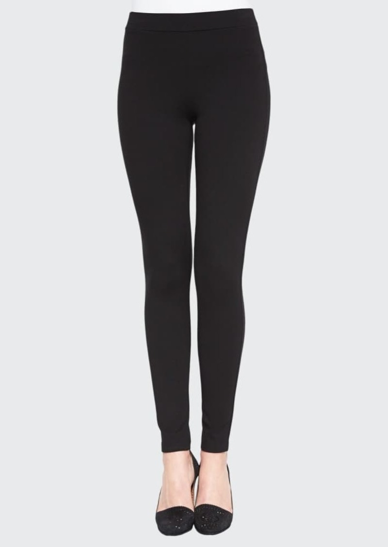 Theory Shawn Pull-On Stretch Leggings