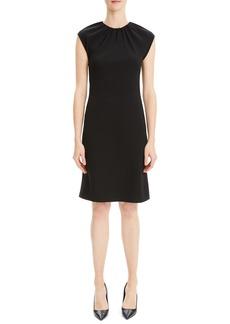 46168bce7c On Sale today! Theory Theory Jozzla Poplin Open-Back Dress