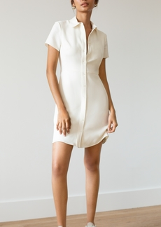 Theory Short Sleeve Bd Dress