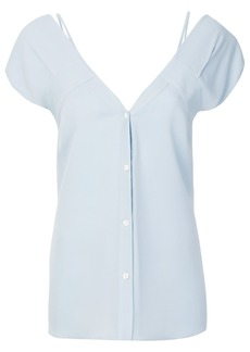 Theory shortsleeved shirt - Blue