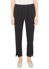 Theory Side Slit Pull-On Pants