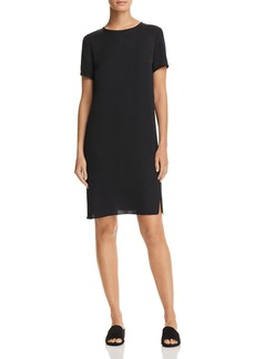 Theory Silk Tee Dress