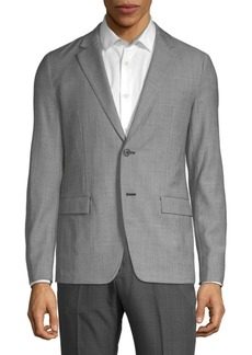 Theory Simons Wool-Blend Suit Jacket