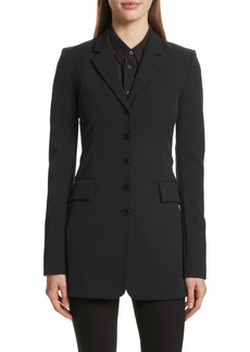 Theory Skinny Performance Tech Blazer